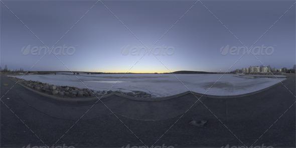 3DOcean Cityscape HDRI Northern Spring 5019758