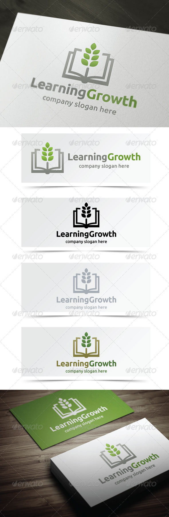 GraphicRiver Learning Growth 5020578