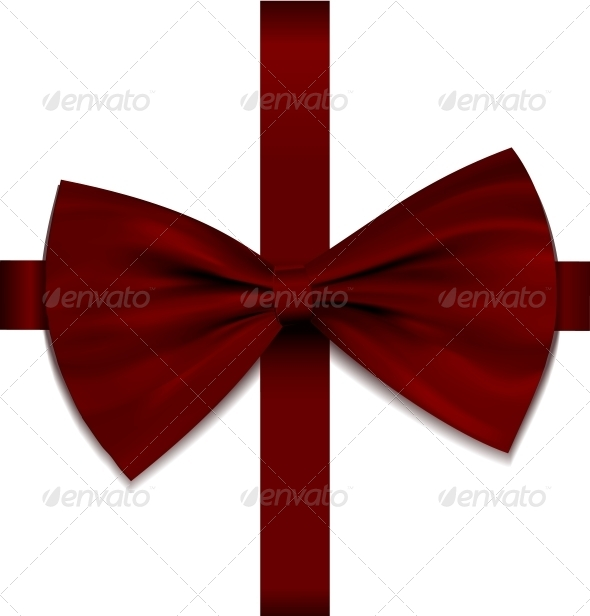 GraphicRiver Bow on Ribbon 5021058