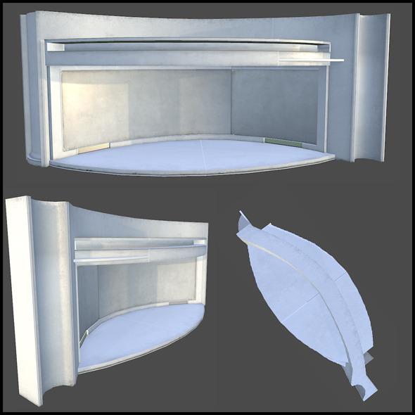 3DOcean Stairwell Hub 5021069