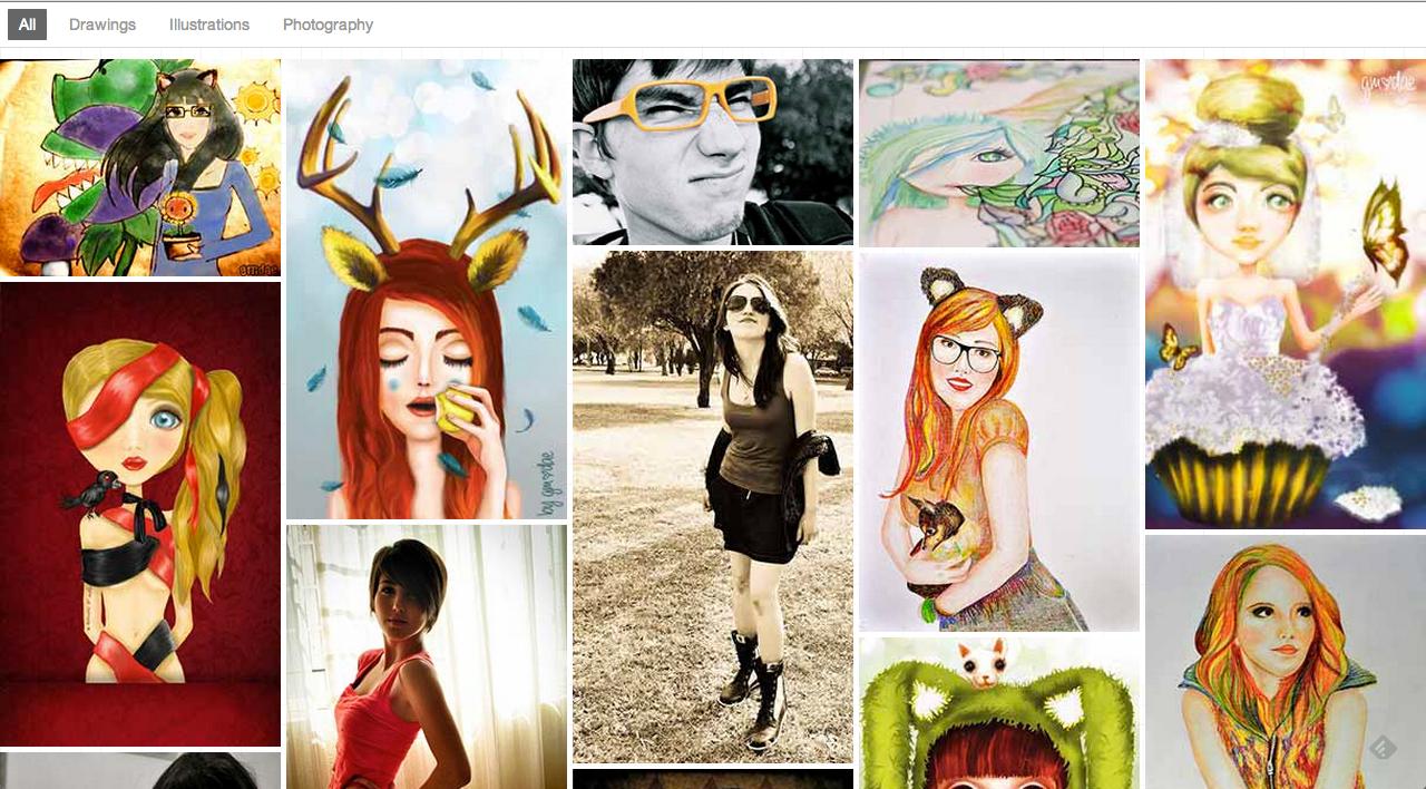 Auto Grid Responsive Gallery - Wordpress
