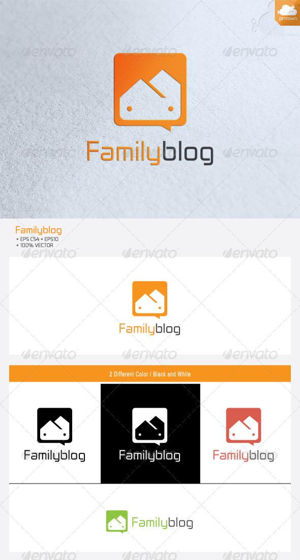 GraphicRiver FamilyBlog 5022879