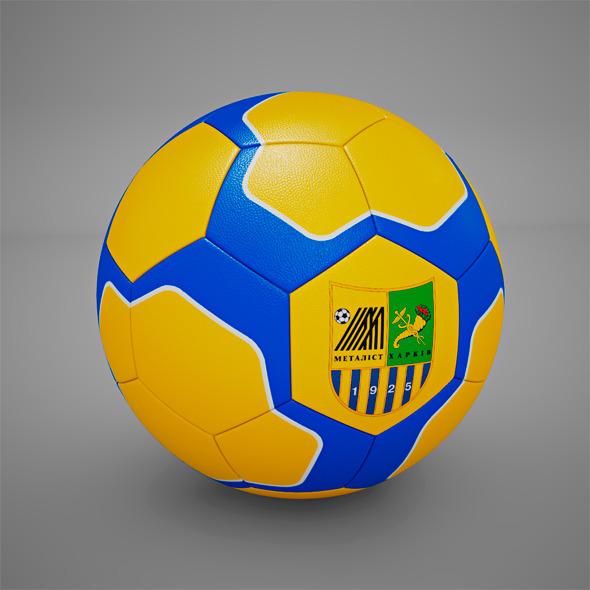 3DOcean Soccer Ball 5023876