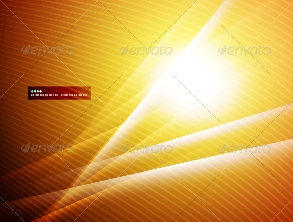 GraphicRiver Abstract Glowing Straight Lights 5024320