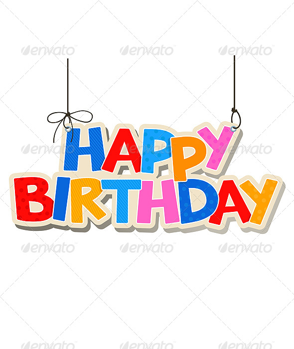 GraphicRiver Happy Birthday Greetings 5024616