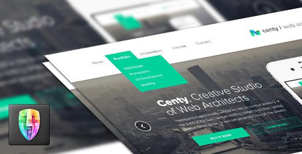 ThemeForest Centy Retina Ready Responsive HTML5 Template 5025512