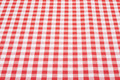 Red and white tablecloth texture background - PhotoDune Item for Sale