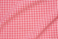 Red and white tablecloth background - PhotoDune Item for Sale