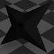Low Poly Shuriken
