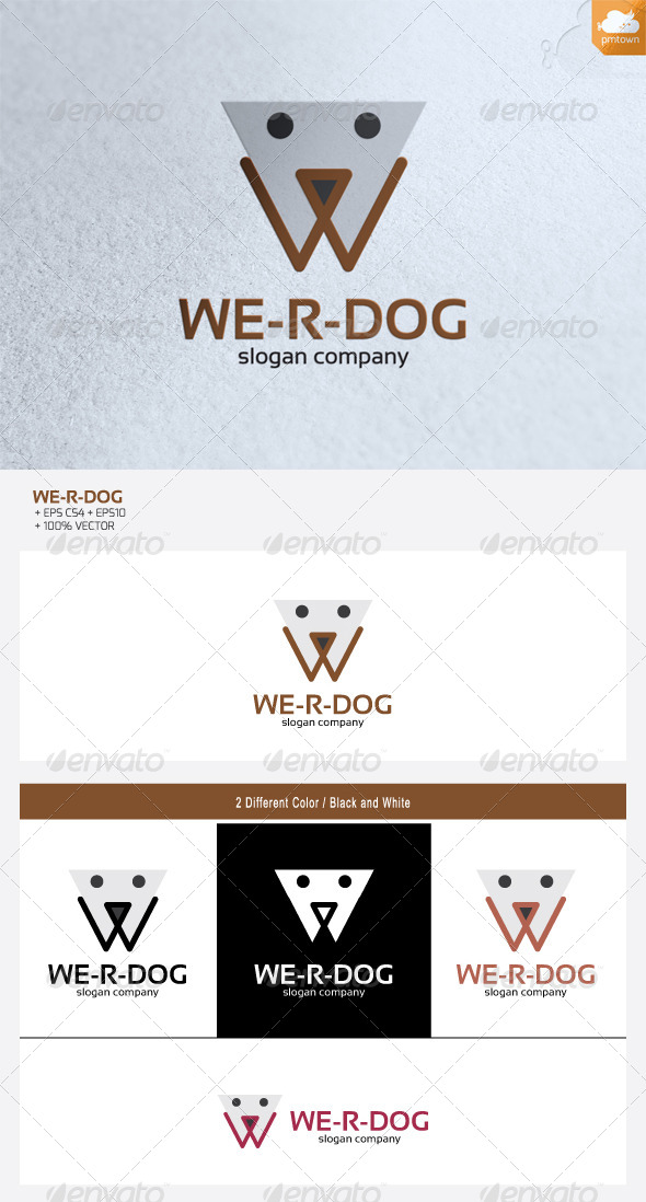 GraphicRiver We are Dog 5028858