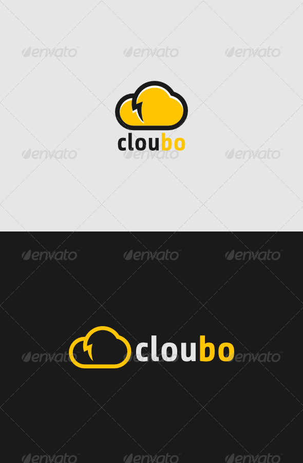 GraphicRiver Cloubo Logo 5028960
