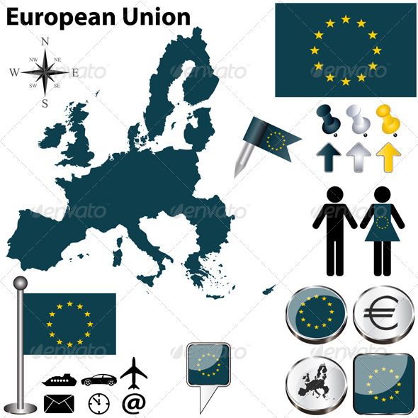 GraphicRiver European Union 5030200