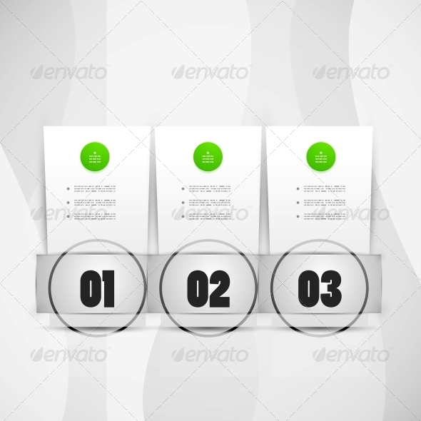 GraphicRiver Infographics Modern Design Template 5031464