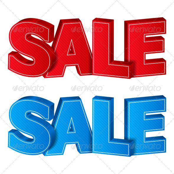GraphicRiver 3D Sale 5032322