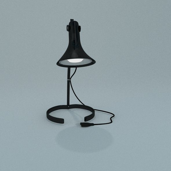 3DOcean Lamp 5032721