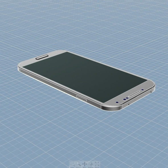 Samsung Galaxy S4 cad model - 3DOcean Item for Sale