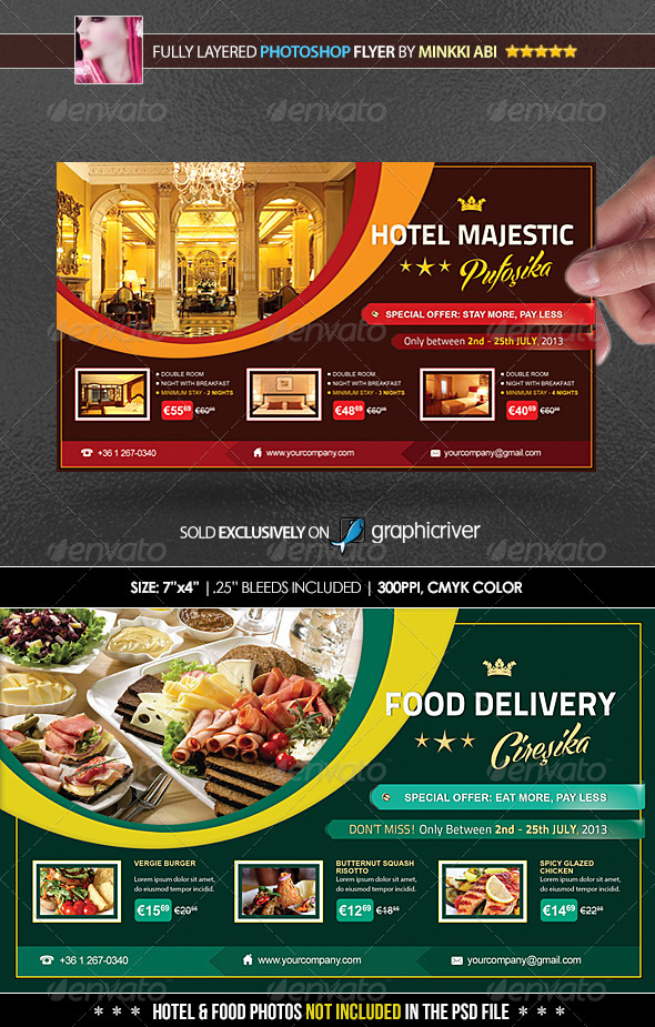 GraphicRiver Multipurpose Poster Flyer 5033216