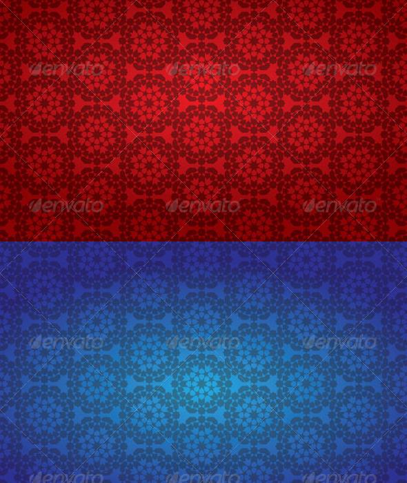 GraphicRiver Moroccan Pattern 3 5033657