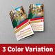 Tourism Tri-Fold Brochure   Volume 2 - GraphicRiver Item for Sale