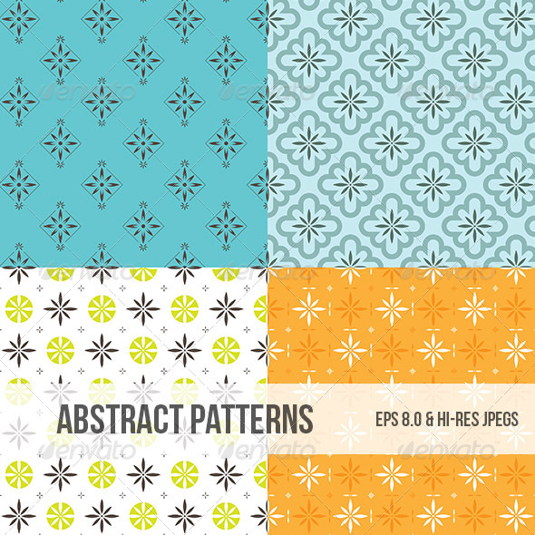 GraphicRiver Abstract Background Pattern 5034157