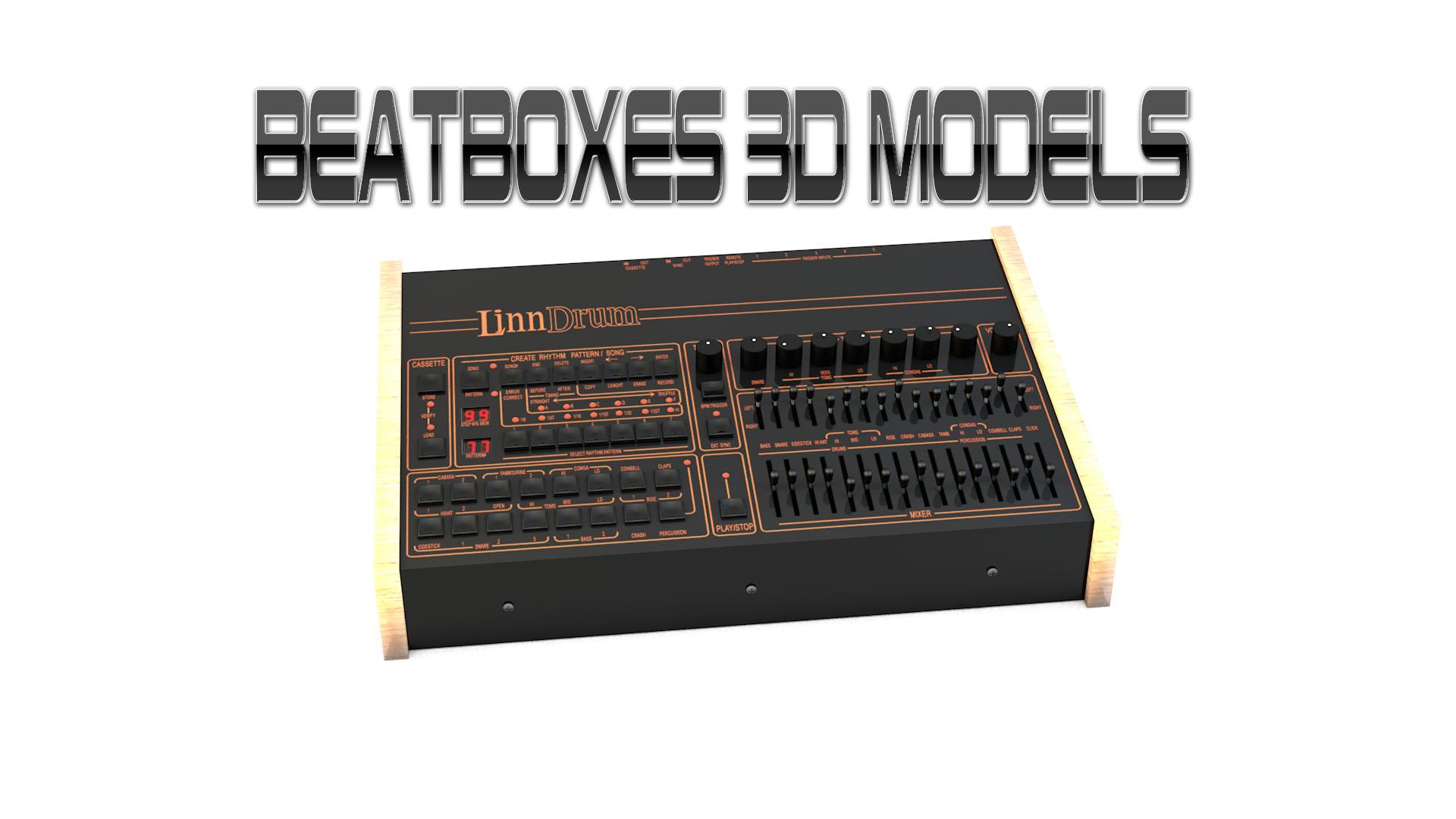 3D Beatboxes