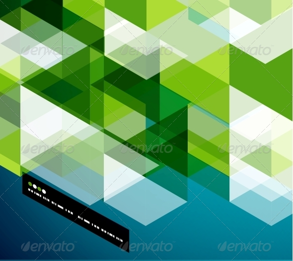 GraphicRiver Modern Geometrical Abstract Template 5035862