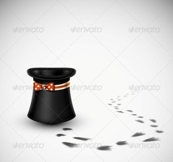 GraphicRiver Magician Hat 5036776