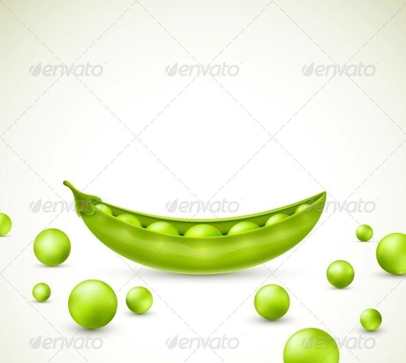 GraphicRiver Green Peas 5036799