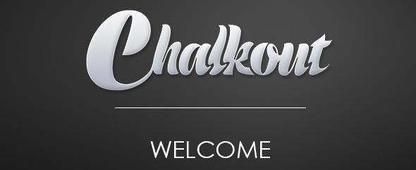 Chalkout