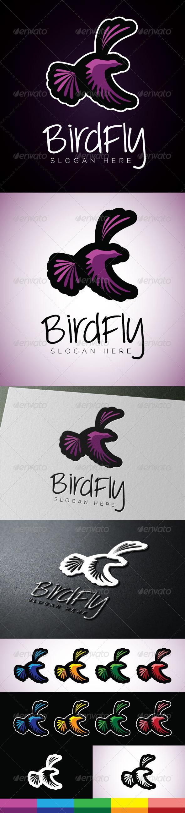 GraphicRiver Birdfly 5039139