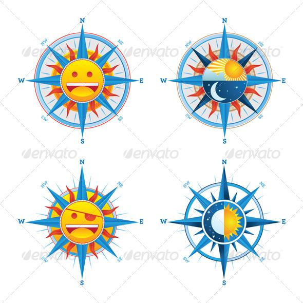 GraphicRiver Compass 5039508