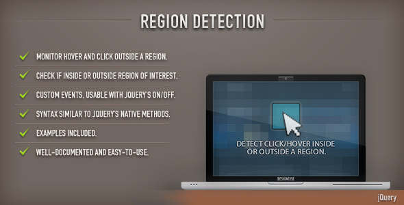 Download Region Detection (jQuery) nulled download