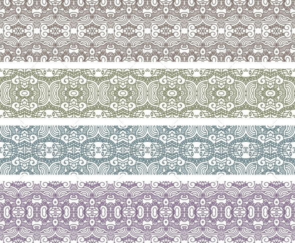 GraphicRiver Aztec Seamless Pattern 5040251