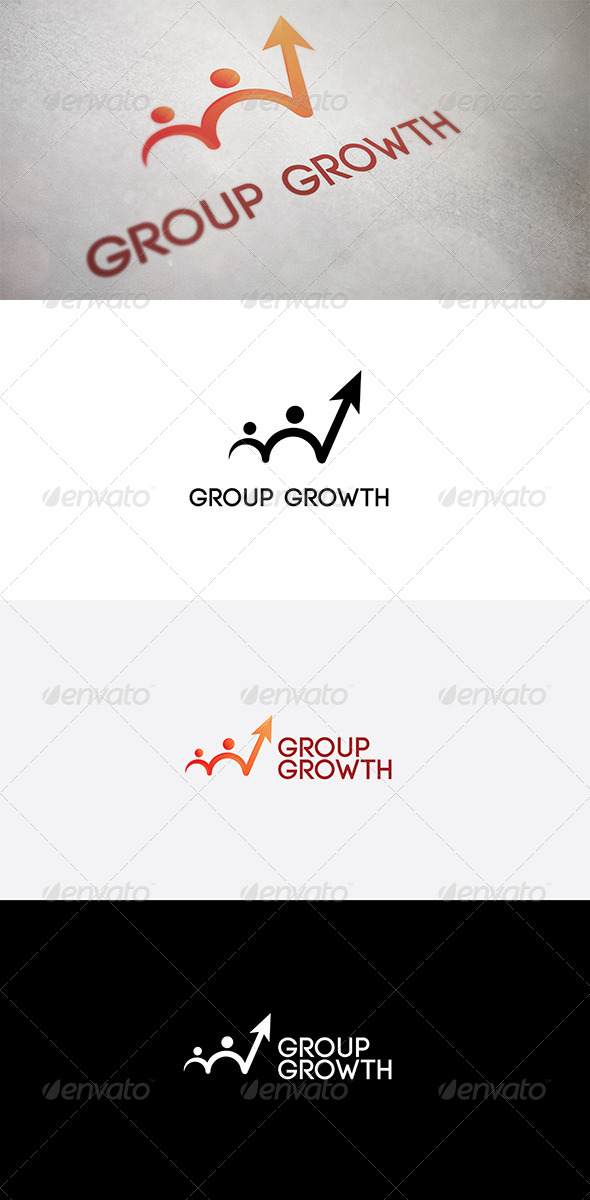 GraphicRiver Group Growth 5041634