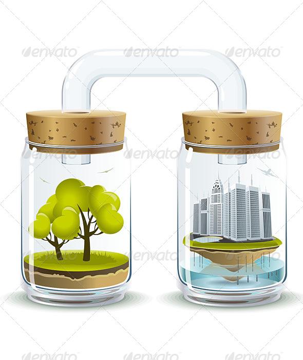 GraphicRiver Ecosystem 5041649