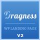 Dragness - Premium WordPress Landing Page - ThemeForest Item for Sale