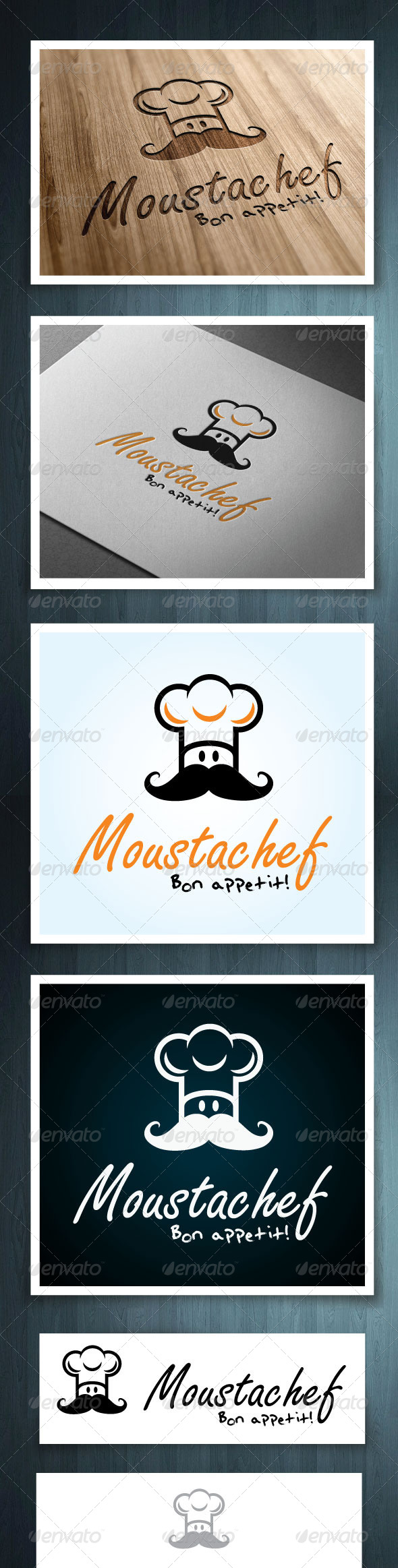 GraphicRiver Moustachef 5042791