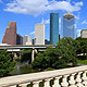 Downtown Houston Time Lapse - VideoHive Item for Sale
