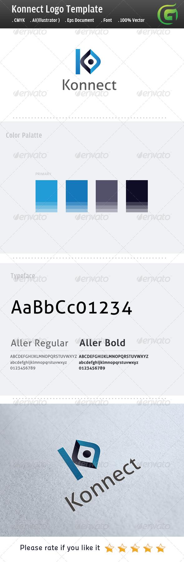 GraphicRiver Konnect 5043463