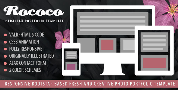 Rococo - Wedding Creative Agency