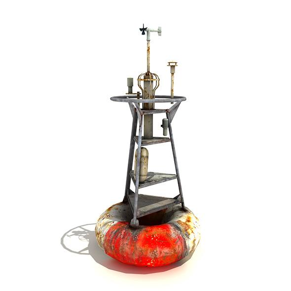 3DOcean Meteorological Buoy 02 5043554
