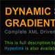 Dynamic Text Scroller - Gradient Fading - ActiveDen Item for Sale