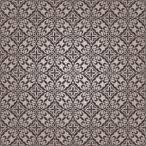 GraphicRiver Seamless Lace Pattern 5044445