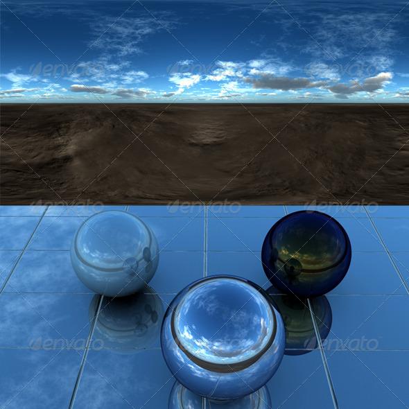 Desert 34 - 3DOcean Item for Sale