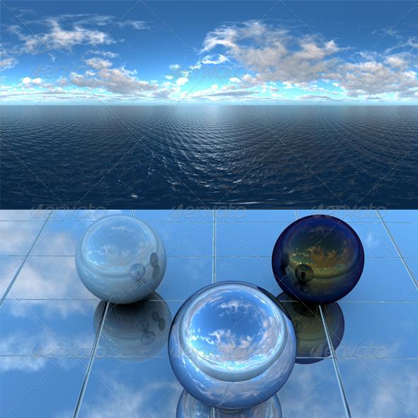 3DOcean Sea 74 5044857