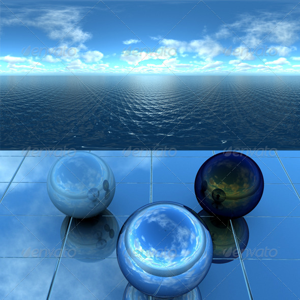 3DOcean Sea 75 5044970