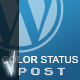 Color Status Post for Wordpress