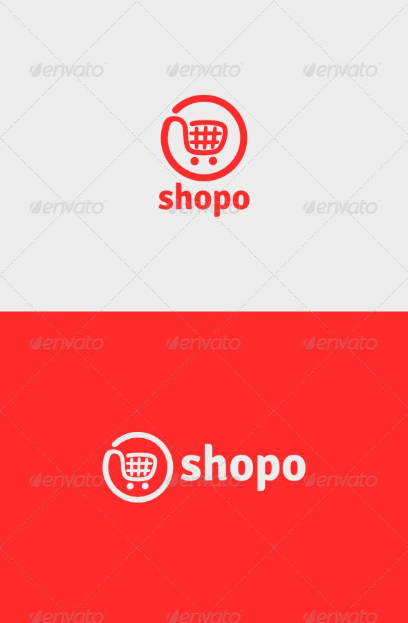 GraphicRiver Shopo Logo 5046301