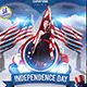July 4 Independence Day Template - GraphicRiver Item for Sale