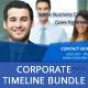 Corporate Facebook Timeline Cover Bundle - GraphicRiver Item for Sale